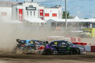 Timmy Hansen, Team Hansen MJP, Liam Doran, Monster Energy RX Cartel
