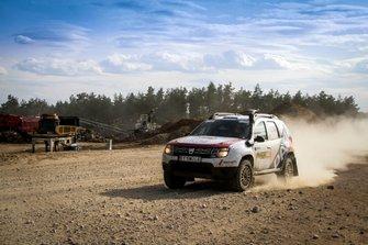 II runda Dacia Duster Elf Cup 2019