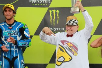 Podio: Marc van der Straten, Marc VDS Racing