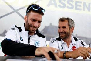 Philipp Eng, BMW Team RBM, Timo Glock, BMW Team RMG