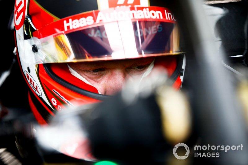 Kevin Magnussen estrenará el Haas VF-20