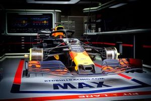 Red Bull Racing RB15 of Max Verstappen