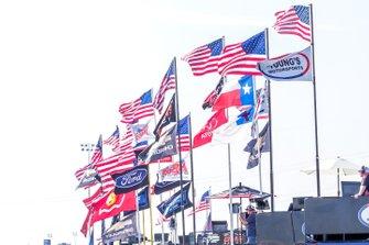 Banderas de transportes