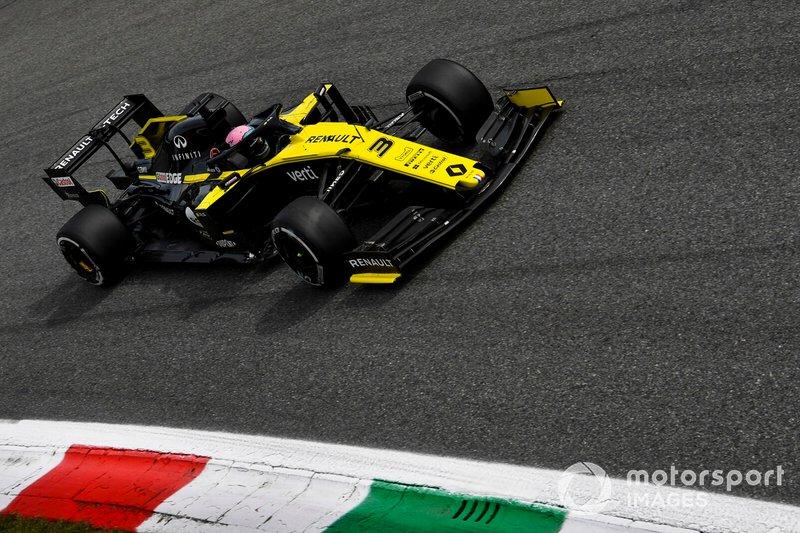 Daniel Ricciardo, Renault F1 Team R.S.19