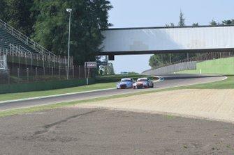 Paolo Palanti, Ronnie Valori, BF Motorsport, Audi RS 3 LMS TCR