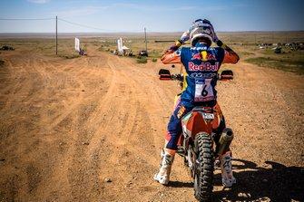 Sam Sunderland, Red Bull KTM Factory Team, KTM 450 Rally