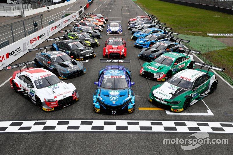 Wie schlagen sich die DTM-Stars Rast und Wittmann beim Dream Race in Fuji gegen die Super-GT-Elite? Wir stellen alle 35 Piloten und 22 Boliden vor.