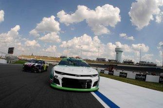 William Byron, Hendrick Motorsports, Chevrolet Camaro UniFirst, Jimmie Johnson, Hendrick Motorsports, Chevrolet Camaro Ally