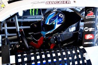Justin Allgaier, JR Motorsports, Chevrolet Camaro Vannoy Construction