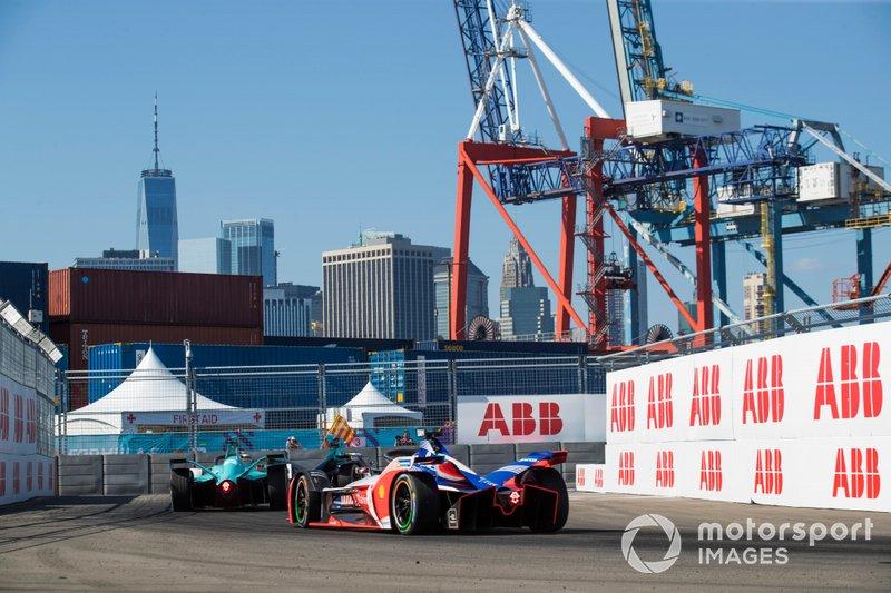 Stoffel Vandoorne, HWA Racelab, VFE-05 Oliver Turvey, NIO Formula E, NIO Sport 004, Jérôme d'Ambrosio, Mahindra Racing, M5 Electro