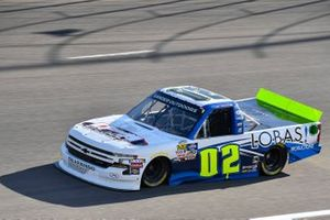 Tyler Dippel, Young's Motorsports, Chevrolet Silverado Lobas! Productions