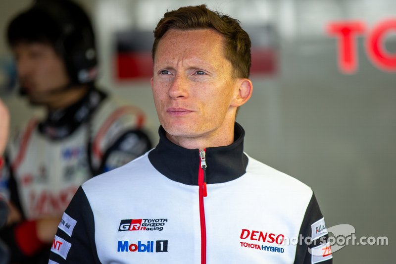 9. Mike Conway, WEC