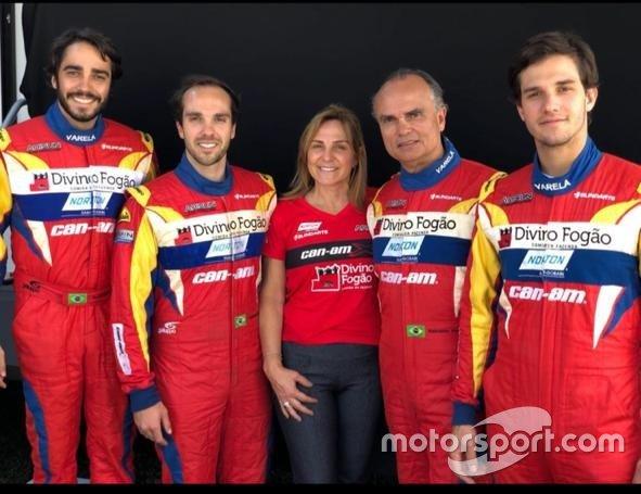 Rodrigo, Gabriel, Nani, Reinaldo e Bruno Varela