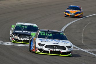 Clint Bowyer, Stewart-Haas Racing, Ford Mustang Toco Warranty and Aric Almirola, Stewart-Haas Racing, Ford Mustang Smithfield