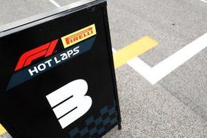 Заезды Pirelli Hot Lap с Ландо Норрисом