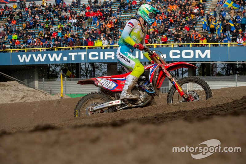 Tim Gajser, Team Eslovenia