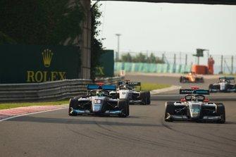 Andreas Estner, Jenzer Motorsport and Keyvan Andres, HWA RACELAB