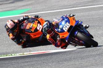 Miguel Oliveira, Red Bull KTM Tech 3, Johann Zarco, Red Bull KTM Factory Racing