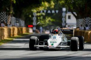 Williams-Cosworth FW08