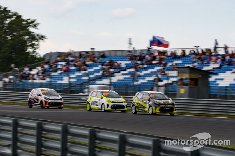 KIA PLATINUM CUP, KPC, Slovakiaring, Race 2