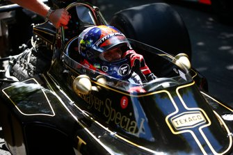 Emerson Fittipaldi, Lotus-Cosworth 79