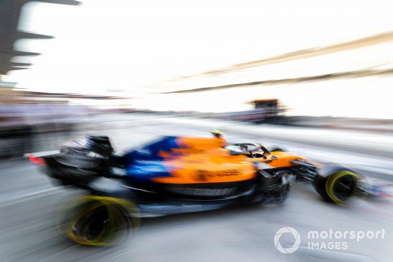 McLaren – победа у Норриса