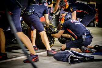 Red Bull Racing RB15 Pitstop