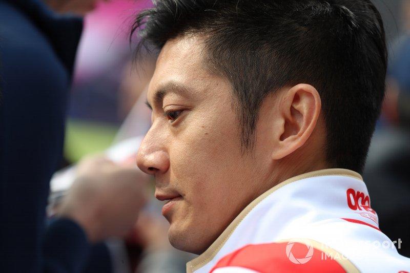 Тун Хопинь, Jackie Chan DC Racing
