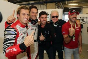 Pole #1 Rebellion Racing Rebellion R13 - Gibson: Bruno Senna, Gustavo Menezes, Norman Nato