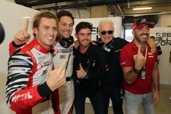 Pole position : #1 Rebellion Racing Rebellion R13 - Gibson: Bruno Senna, Gustavo Menezes, Norman Nato