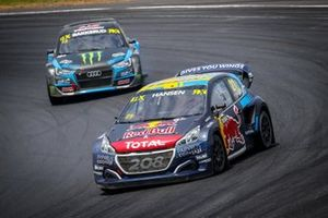 Timmy Hansen, Team Hansen MJP, Andreas Bakkerud, Monster Energy RX Cartel