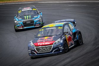 Timmy Hansen, Team Hansen MJP, Andreas Bakkerund, Monster Energy RX Cartel