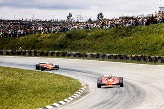 Жиль Вильнев и Джоди Шектер, Ferrari