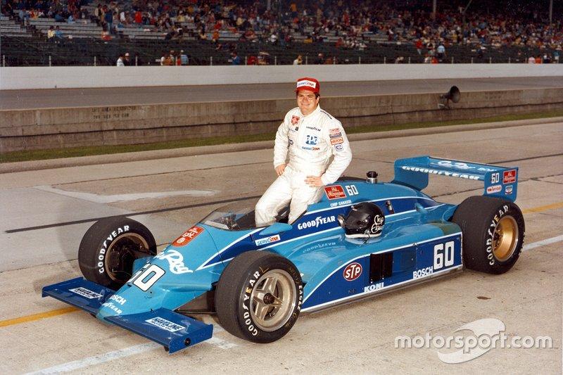 Chip Ganassi's 1983 Indy 500 entry