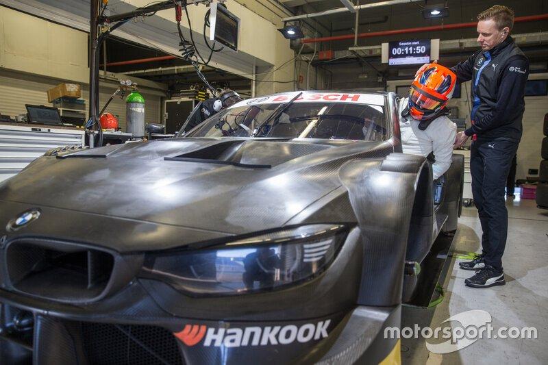 Robert Kubica, BMW M4 DTM