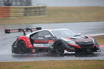 Narain Karthikeyan, Nakajima Racing Honda NSX-GT