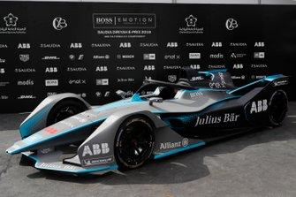 FIA ABB Coche Fórmula E Gen 2