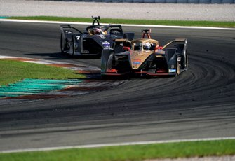 Jean-Eric Vergne, DS TECHEETAH, DS E-Tense FE20 Nico Müller, Dragon Racing, Penske EV-4
