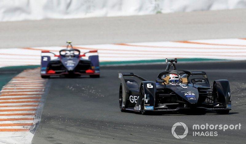 Brendon Hartley, Dragon Racing, Penske EV-4 Sam Bird, Envision Virgin Racing, Audi e-tron FE06