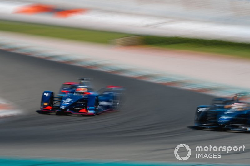Robin Frijns, Envision Virgin Racing, Audi e-tron FE0, Nico Muller, GEOX Dragon, Penske EV-4