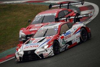 Heikki Kovalainen, Lexus Team SARD Lexus LC500