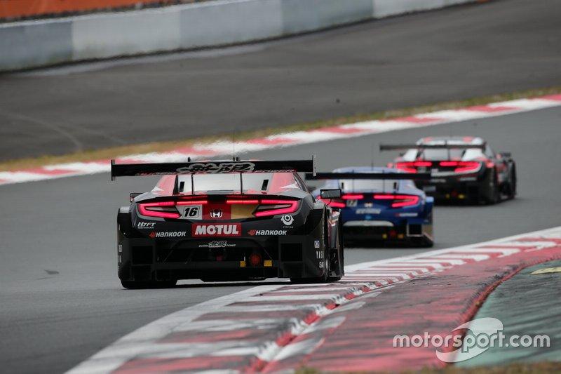 Daisuke Nakajima, Team Mugen Honda NSX-GT