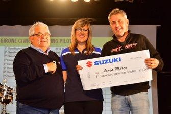 Premiazioni Trofei Suzuki stagione 2019, Adria