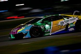 #19 GEAR Racing powered by GRT Grasser Lamborghini Huracan GT3, GTD: Christina Nielsen, Katherine Legge, Tatjana Calderon, Rahel Frey