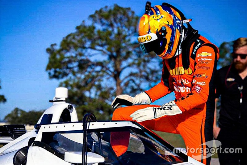 Rinus VeeKay, Ed Carpenter Racing-Chevrolet