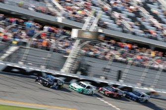 Martin Truex Jr., Joe Gibbs Racing, Toyota Camry SiriusXM Brad Keselowski, Team Penske, Ford Mustang MoneyLion