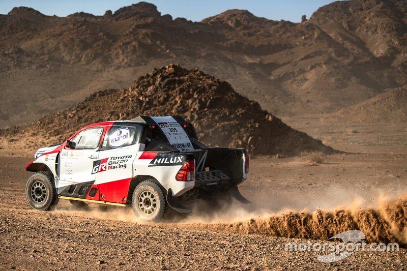 Diciembre: último test en Abu Dhabi antes del Dakar 2020