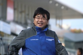 坪松唯夫代表 ル・ボーセ モータースポーツ