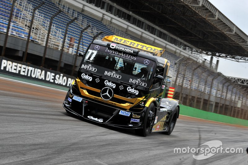 André Marques, Copa Truck 2019 - Grande final - Interlagos