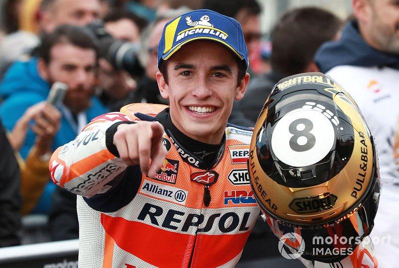 Marc Márquez - GP de Valencia